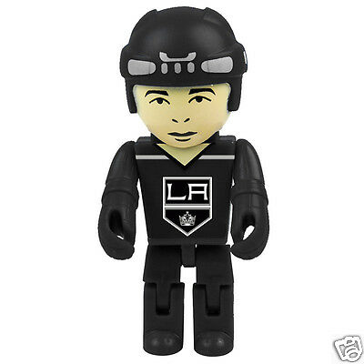 LOS ANGELES KINGS 4GB USB 2.0 Flash Drive Memory Stick NHL (Clé) Hockey Player