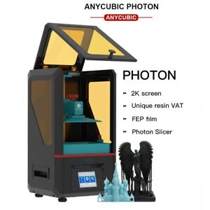 Details about ANYCUBIC Photon UV Resin SLA Lighting-Cure 2 8