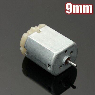 12500RPM 9mm Round Flat Shaft Auto Motor Door Lock Mirror FC280PC/FC-280 8-16V