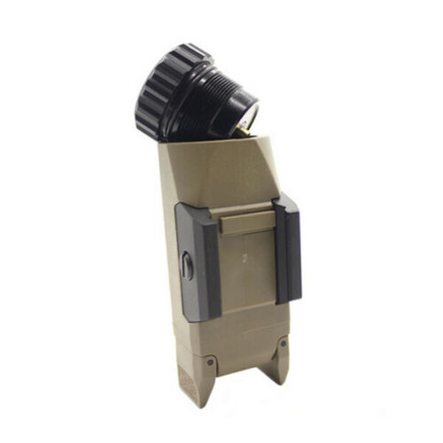 Tactical Pistol Light For APL-G3 Constant//Momentary//Strobe Mounted Fits Glock