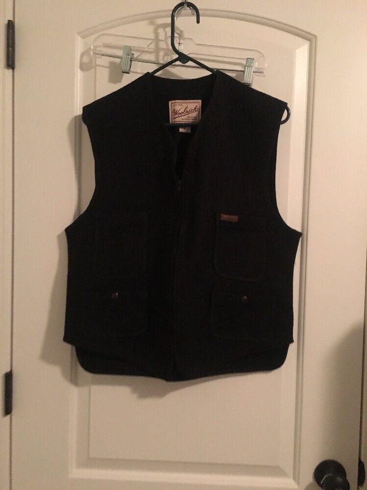 Lanarich Original Vest OutDoor Wear Uomo Vest Original MultiColor Sz M Clothes b587c7