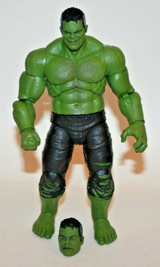 Marvel Legends Complete Avengers Endgame Smart HULK BAF Figure Professor IN HAND