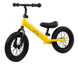 Balance-Bicycle-Vivo-V5025-12-034-Yellow-No-Pedal-Balance-Bike