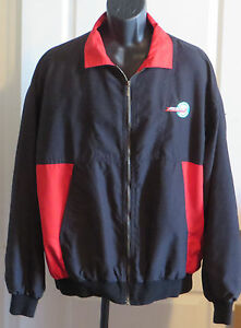 Vintage-IZOD-Club-Jacket-Michelob-Beer-Championship-at-Kingsmill-Golf-Large-VA