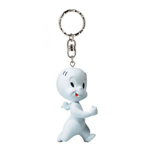 CASPER THE FRIENDLY GHOST figure KEYRING Demons /& Merveilles KEY RING figurine