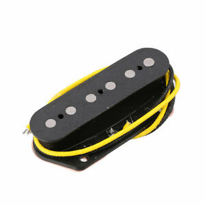 AlNICO 5 MAGNET GUITAR BRIDGE PICKUP FOR TELE ELECTRIC GUITAR
