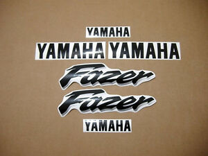 Details About Fzs600 Fazer 1998 Decals Stickers Graphics Set Kit Fzs 600 Aufkleber Adesivi 99