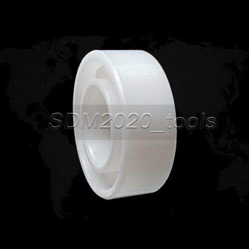 1 PC 687 Full Ceramic Bearing ZrO2 Ball Bearing Zirconia Oxide 7x14x5mm