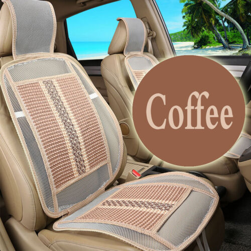 New Summer Cooling Ice Silk Car Seat Cover Front Seat Cushion Cool /& Comfortable
