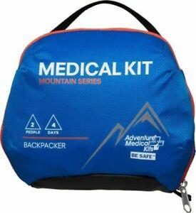 Adventure Medical Kits Mountain Series Backpacker Medical Kit Blue