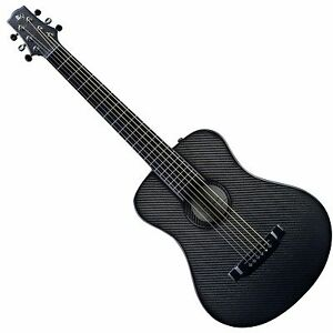 emerald guitars t8 lefty opus carbon fiber acoustic electric travel guitar ebay. Black Bedroom Furniture Sets. Home Design Ideas