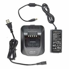 Rapid Charger KSC-25 For Kenwood TK-2160 TK-3160 TK-2170 TK-3170 Portable Radio