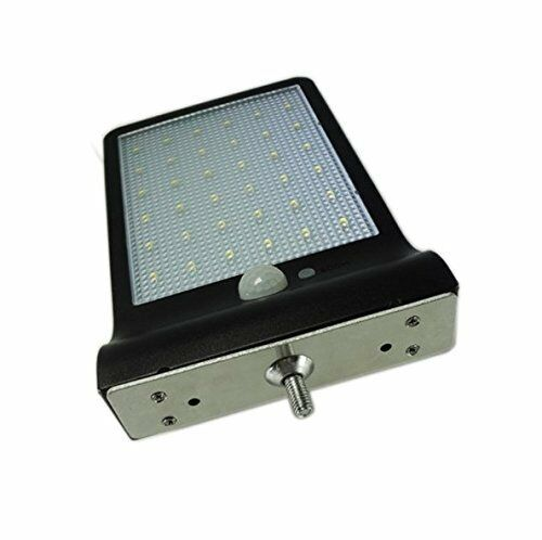 Outdoor Wireless Solar Powered 36 LED Light Outside Garden Security Bright UK
