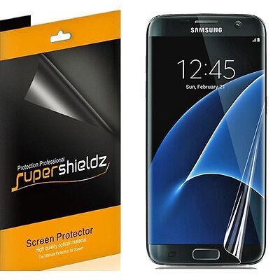 2X Supershieldz HD Clear Screen Protector Saver Cover For Samsung Galaxy S7 Edge