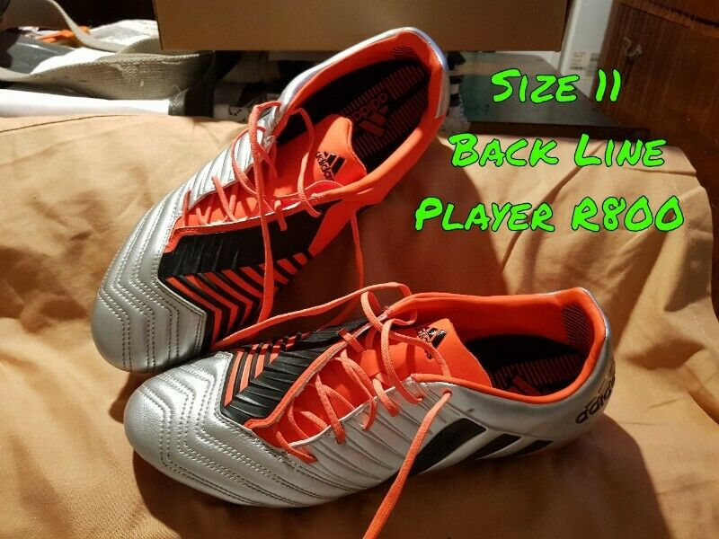Adidas Rugby Boots/Togs special on for this month all Toks R200 less