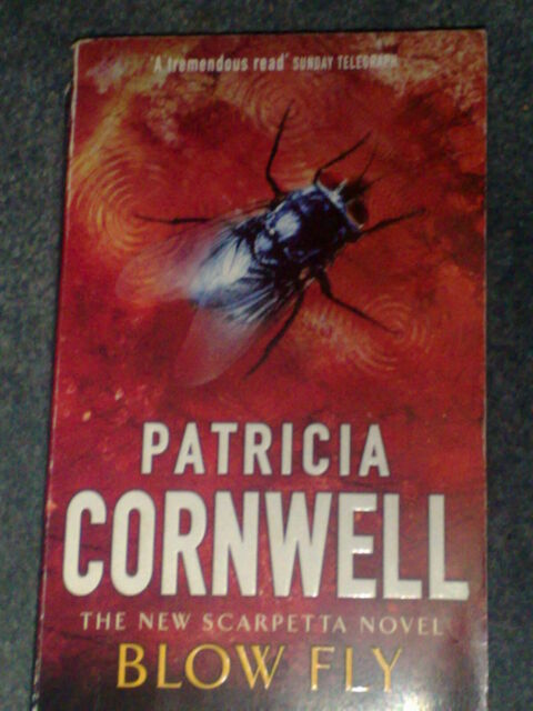 Blow Fly, by Patricia Cornwell. Kay Scarpetta. In Stock in Australia