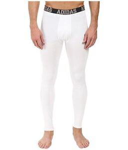 UPF M L XL NWT Men/'s Adidas UltraTech ClimaCool Base Layer Mesh Pants 25