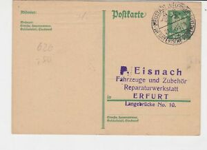 germany 1920s stamps card ref 18976