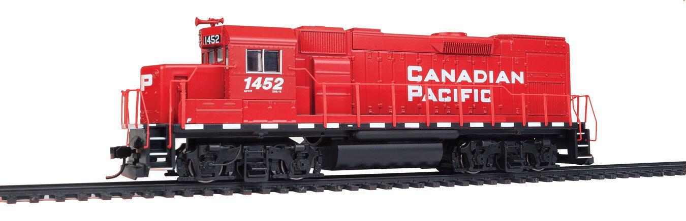 ESCALA H0 - Locomotora diésel Gp15 Canadian Pacific - 9404 NEU