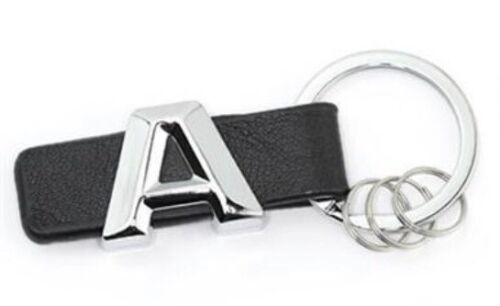 UK Seller Mercedes A Class Keyring Leather AMG Key Fob Gift