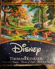 Winnie the Pooh Thomas Kinkade Disney Collection Jigsaw Puzzle Ceaco 500pc nobox