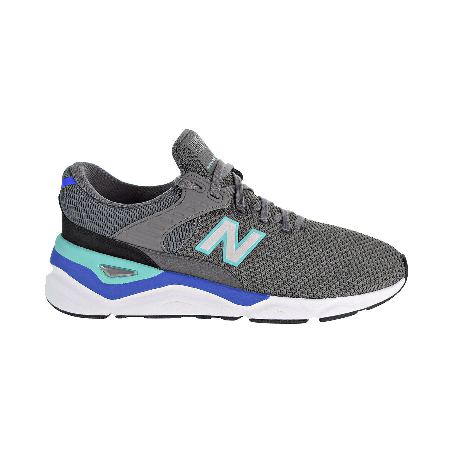 New Balance Lifestyle X-90 Men's shoes Grey bluee Green MSX90-CRD