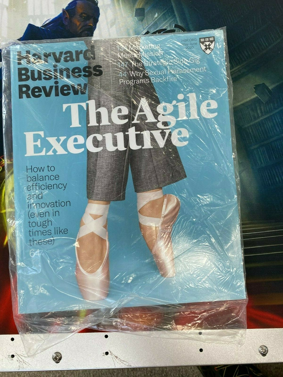 Harvard Business Review HBR Magazine May-June 2020 4
