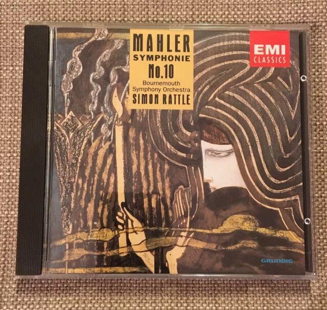 Mahler: Symphony No.10 - Gustav Mahler and Sir Simon Rattle