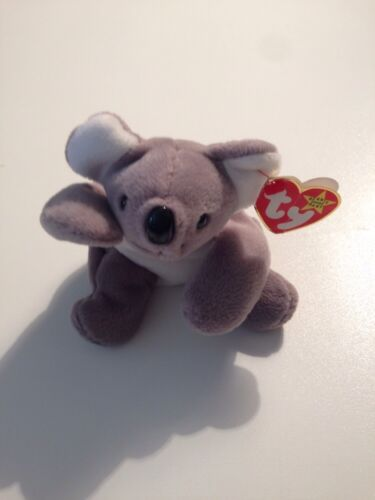 TY Beanie Baby Mel The Koala Bear MWMT