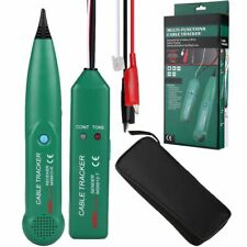 Cable Tracker Tester Professional Line Lan Detector Utp Stp Breakpoint Location