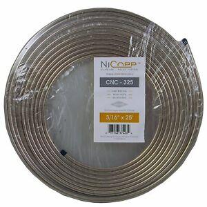 3//16 x 8 AGS Domestic NiCopp Nickel//Copper Brake Line