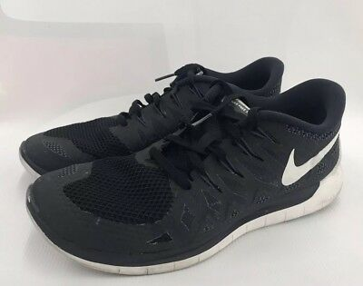 new concept 7fee9 82a33 Nike Air Free 5.0 Running Shoe Men 9 642198-001 Worn | eBay