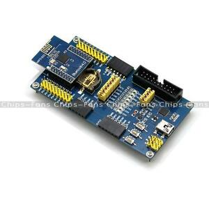 BLE400-Mother-Board-fuer-nRF51822-BLE4-0-Bluetooth-2-4G-Wireless-Modul-Expansion