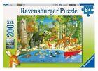 Ravensburger Woodland Friends Puzzle 200 PC Jigsaw