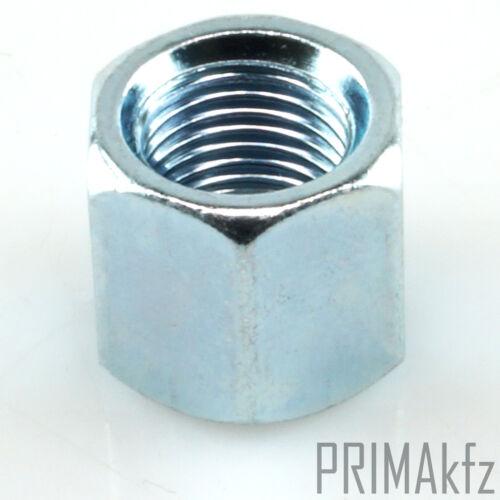 Bremsleitung Bremsrohr 5m 4,75mm Kupfer 10x Überwurfmutter 10x Verschraubung