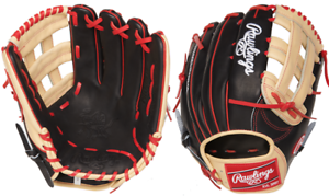 """Rawlings PROBH34 13/"""" Heart Of The Hide Bryce Harper Outfield Baseball Glove New!"""