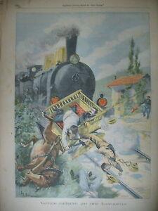 TRAIN-PASSAGE-A-NIVEAU-COLONIALE-LORIENT-TRAMWAY-VIROFLAY-LE-PETIT-PARISIEN-1901