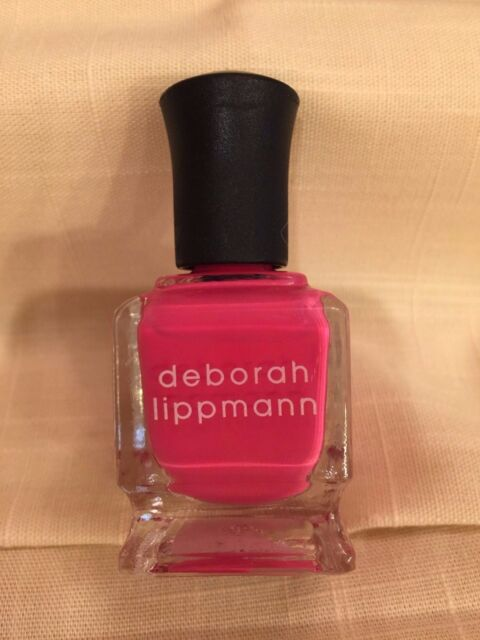 Deborah Lippmann Nail Lacquer - Crush on You for sale online | eBay
