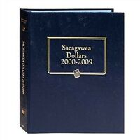 Whitman Classic Sacagawea Dollars 2000-2009 Album 2234