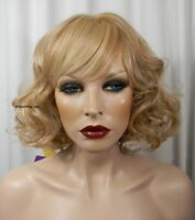 Human Hair Blend .. Scent Wig From Sepia . Color Mf27.613a. Nice