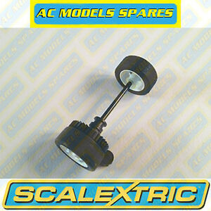 W8663 Scalextric Spare Rear Axle Assembly BMW Mini Cooper