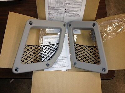 2008-2015 XB C-PILLAR CARGO STORAGE NETS 08446-12800 GENUINE SCION ACCESSORY