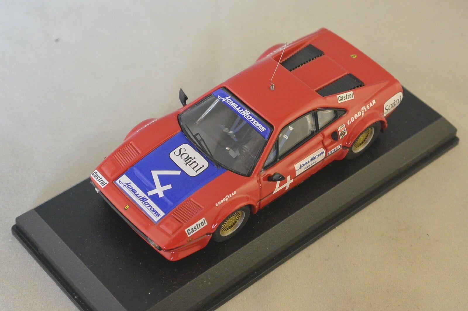 Best Best Best MODEL 9543 - Ferrari 308 GTB coupé Daytona - 1978 Bondurant 1 43 7164e3