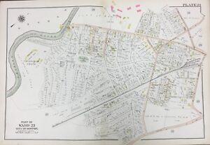 1905 West Roxbury Boston Massachusetts Caledonian Grove Franklin