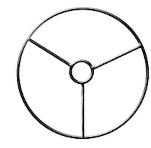 Bügel Lampenschirm Kreis Mit Ring Ø 35 CM Graine créative