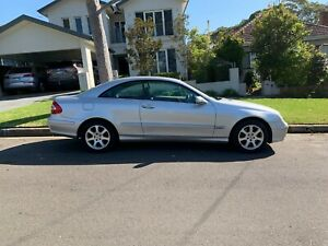 Immaculate-Mercedes-CLK240-2005-2-owners-from-new-Fabulous-Condition