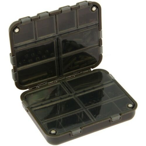NGT Carp Coarse Fishing Terminal Tackle Bit Box System Magnetic Latch Lid