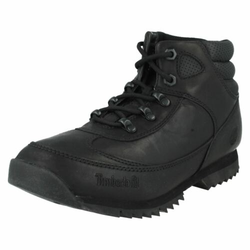 Botines Up Black Tamaño 92985 r64b Sprint 0 Reino Junior Lace Timberland 4 Unido 2 xz0YwB5Tq