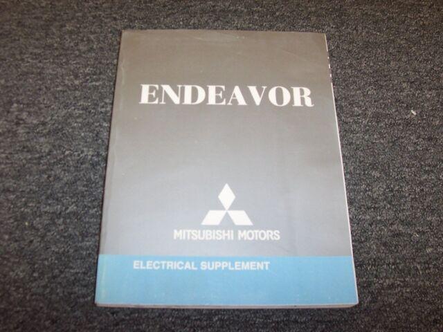 2007 Mitsubishi Endeavor Suv Electrical Wiring Diagram