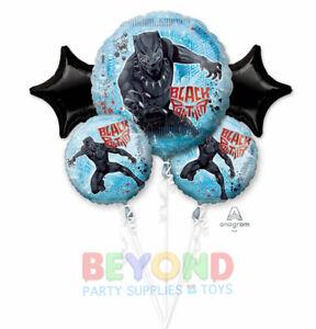 Descendants 2 Birthday Mylar Bouquet Balloons Party Decoration Set of 5